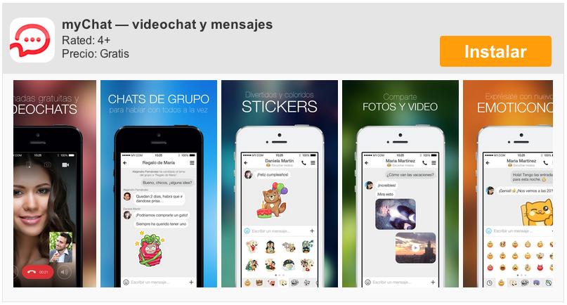 myChat-Descarga