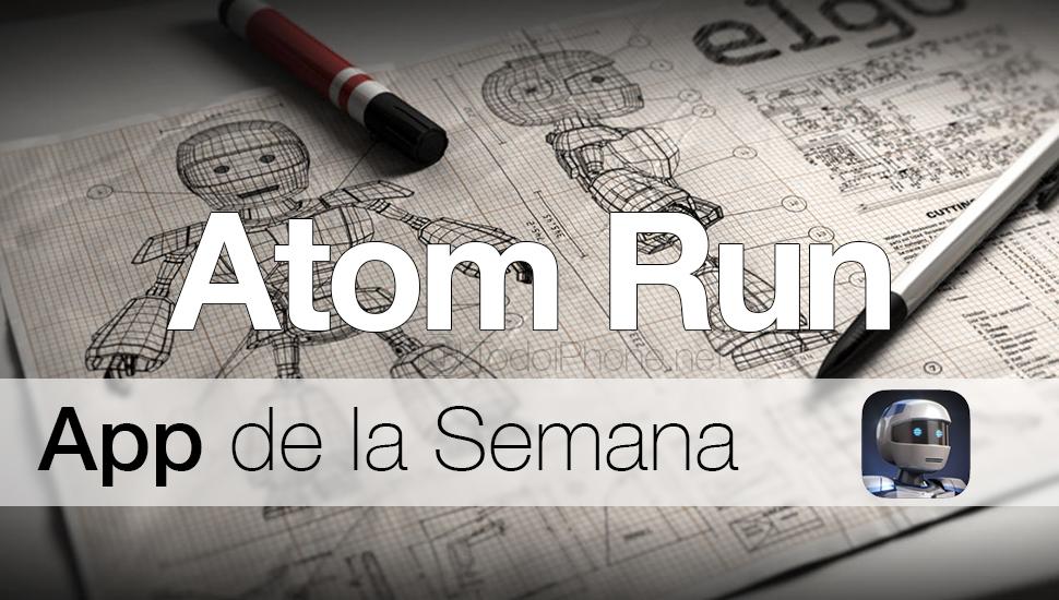 Atom-Run-App-Semana
