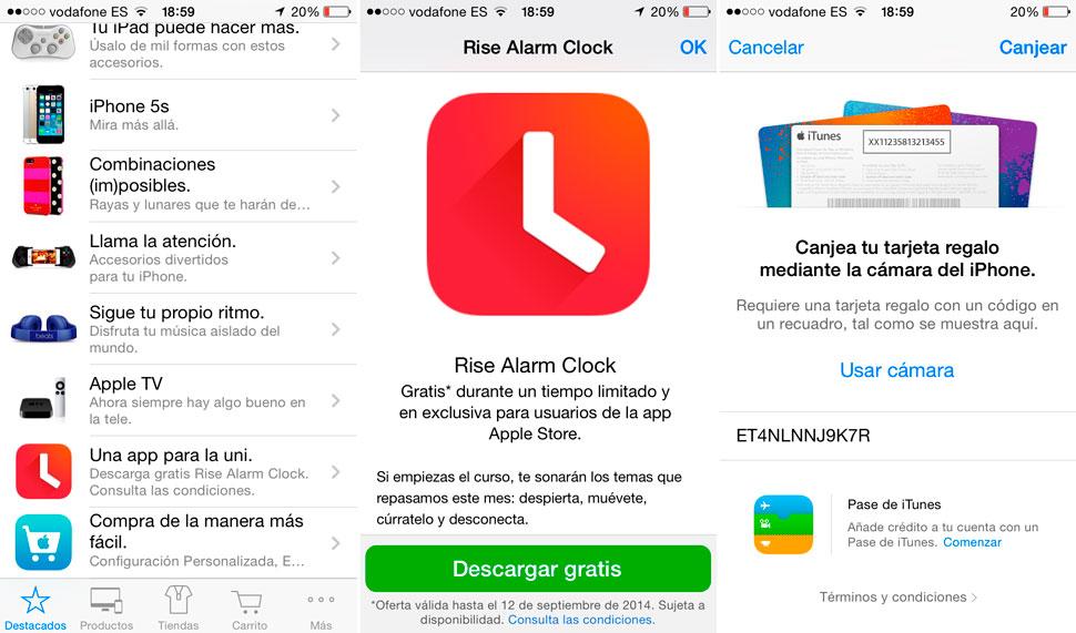 rise-alarm-clock-gratis