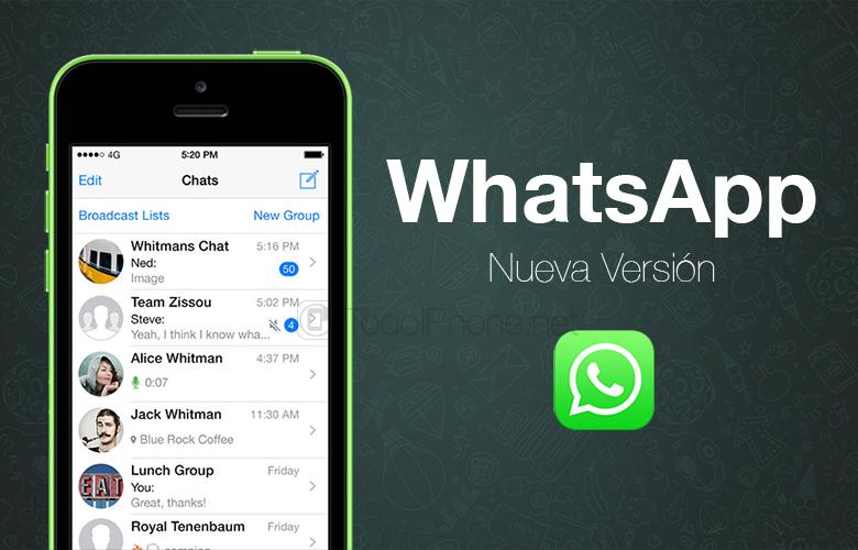 WhatsApp-Nueva-Version