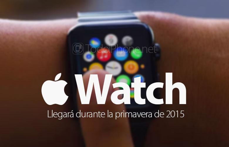 Apple-Watch-llegara-primavera-2015
