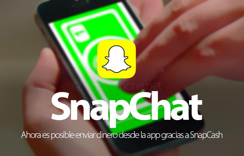 SnapChat-Enviar-Dinero-iPhone-SnapCash