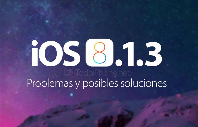 iOS-8-1-3-problemas-soluciones
