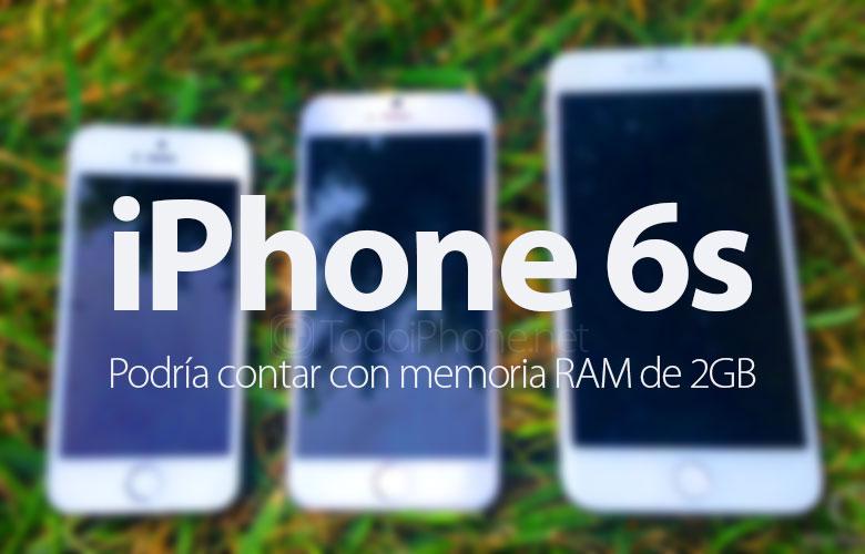 iPhone-6s-2-GB-RAM-Rumor
