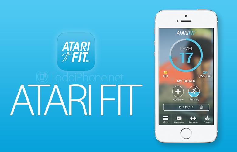atari-fit-iphone-app