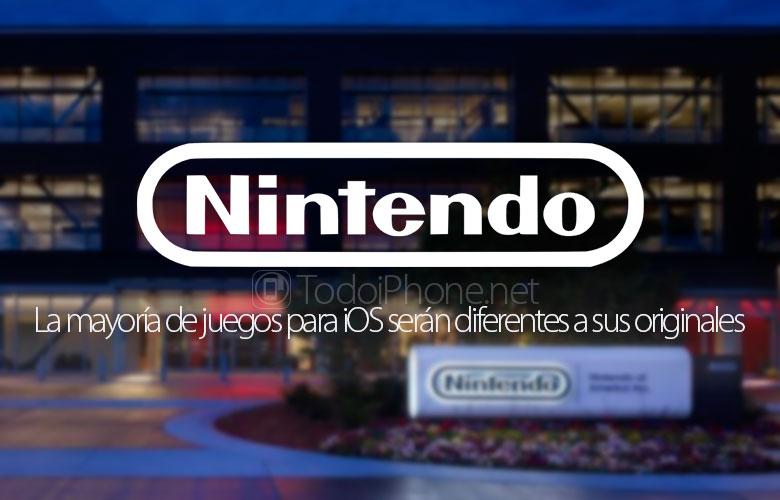 muchos-juegos-nintendo-ios-seran-diferentes-originales