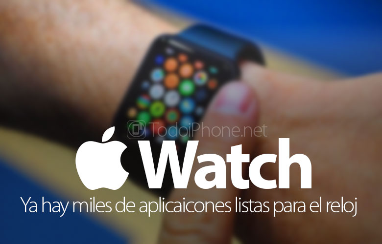 apple-watch-1000-apps-listas-lanzamiento