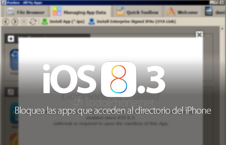ios-8-3-bloquea-apps-acceden-directorio-iphone