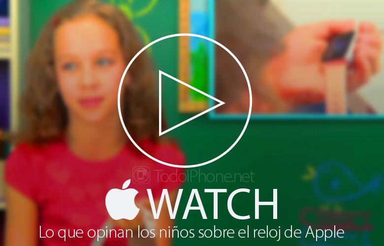 apple-watch-que-opinan-ninos