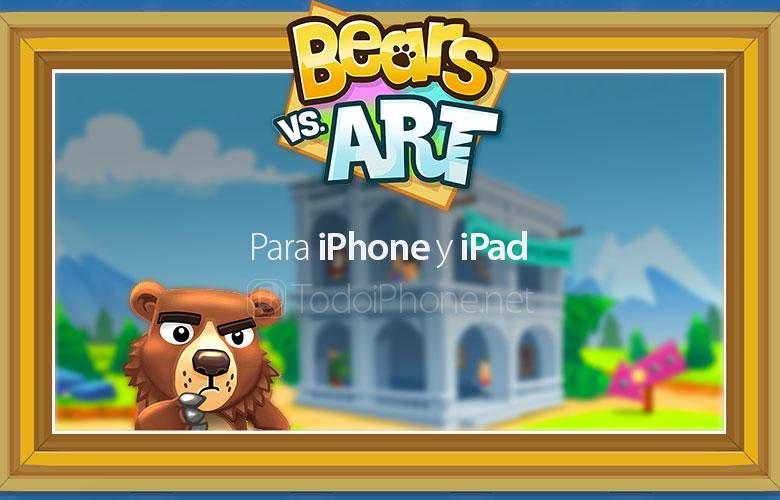 bears-vs-art-juego-iphone-ipad