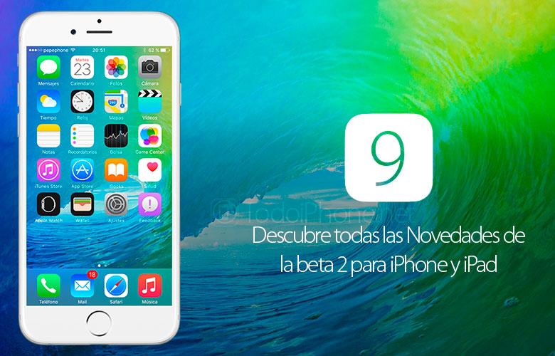 ios-9-beta-2-novedades-iphone