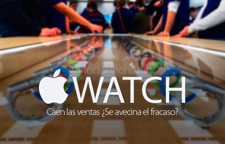 caen-ventas-apple-watch-fracaso