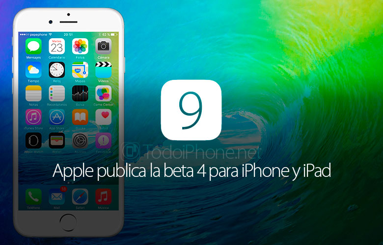 ios-9-beta-4-iphone-ipad-disponible-enlaces-descarga