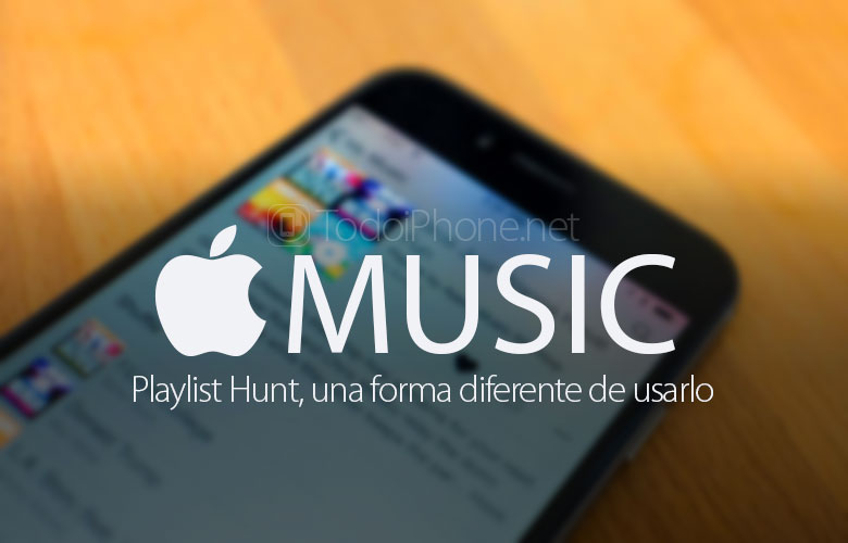 playlist-hunt-forma-diferente-usar-apple-music
