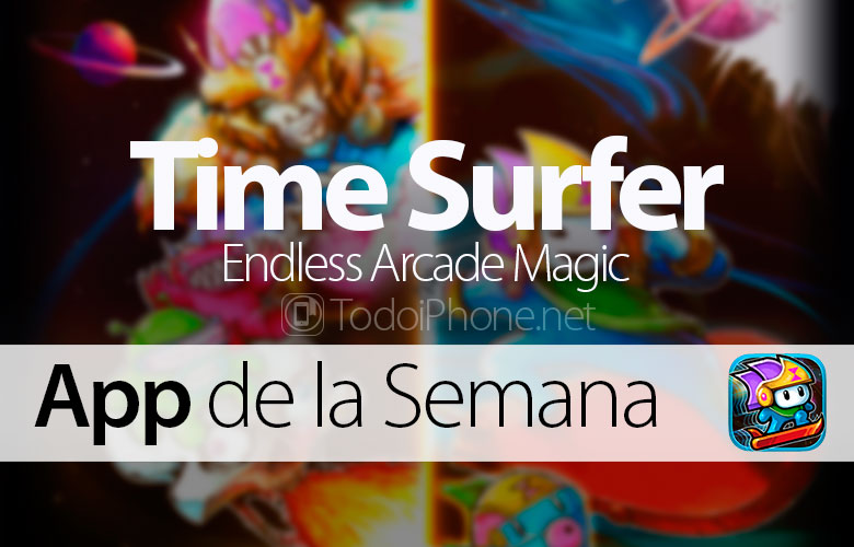 time-surfer-endless-arcade-magic-app-semana