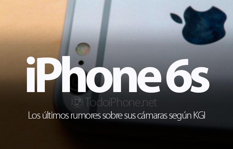 iphone-6s-rumores-camaras-kgi