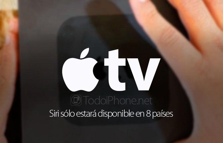 siri-apple-tv-disponible-8-paises