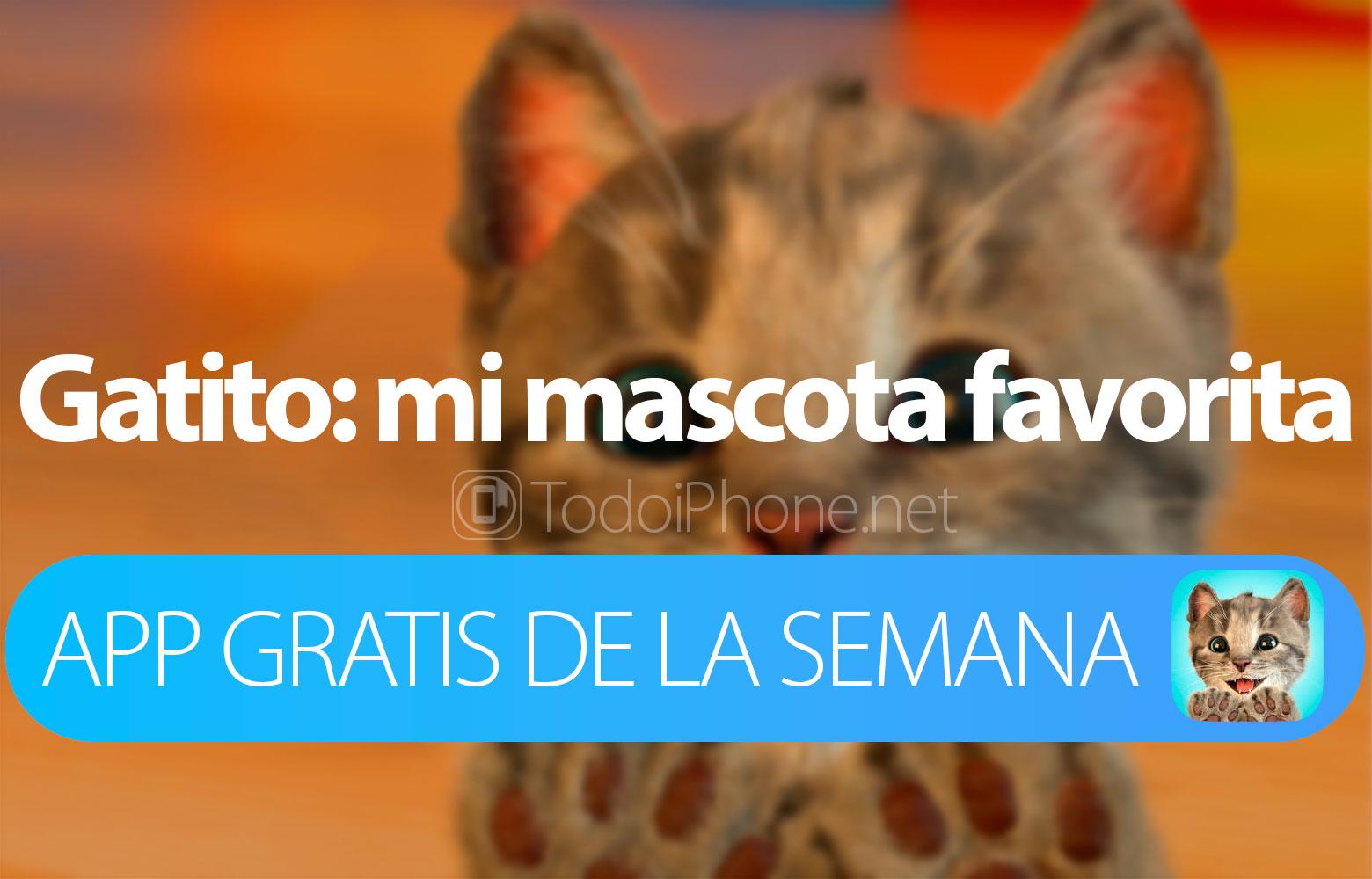 Gatito: mi mascota favorita ? App de la Semana en iTunes