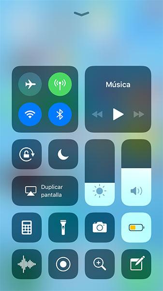 Cómo personalizar el Centro de Control en tú iPhone